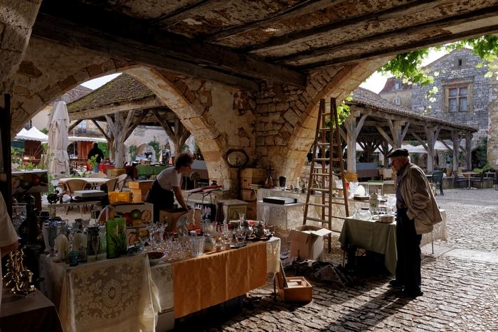 Arcades Monpazier