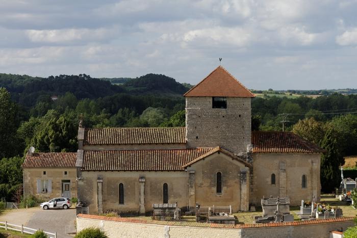 Eglise Sainte Eulalie