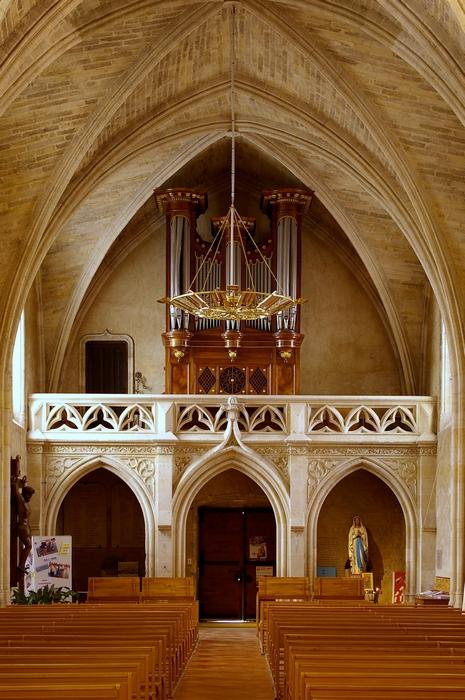 Eglise Créon
