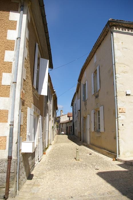 Pellegrue rue Jean Montmoreau