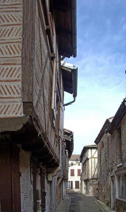Aiguillon, quartier Lunac