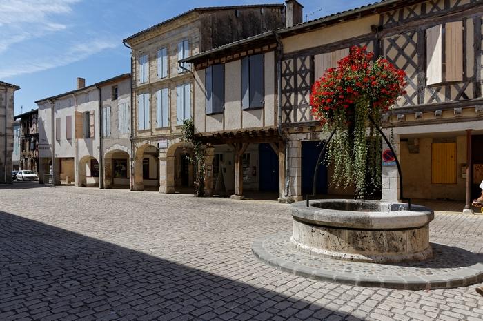 Place et arcades