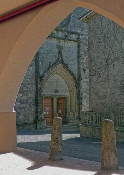 Portail Sainte-Claire