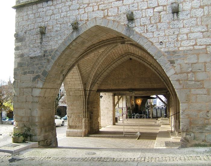 Arcades Montlanquin