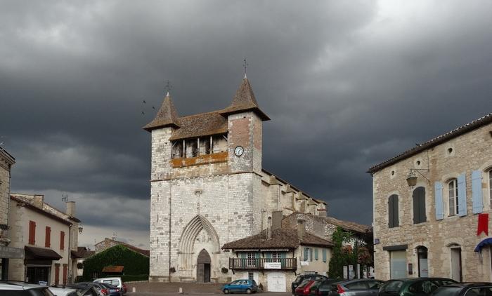 L'église Notre-Dame, de 1265