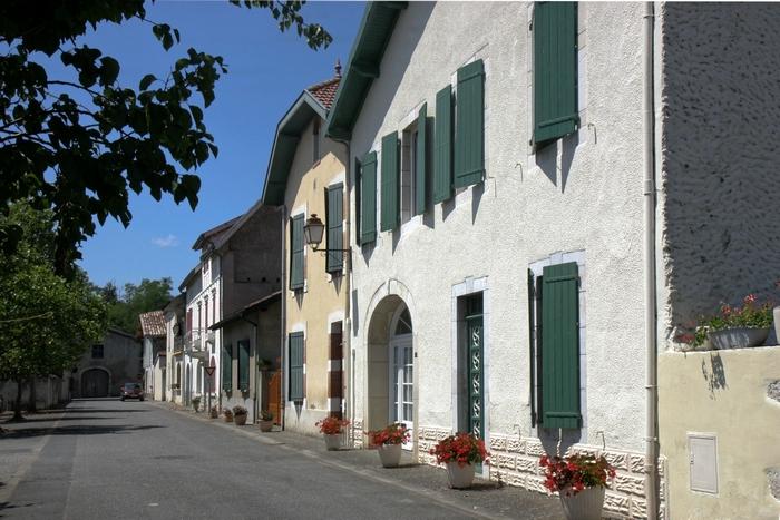 Une rue de Bellocq