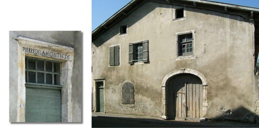 Maison Pierre de la Honta