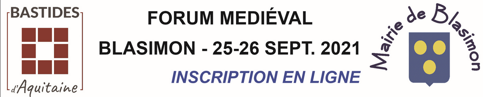 Forum : inscription