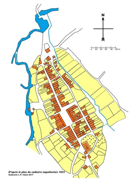 Plan La Bastide-Clairence